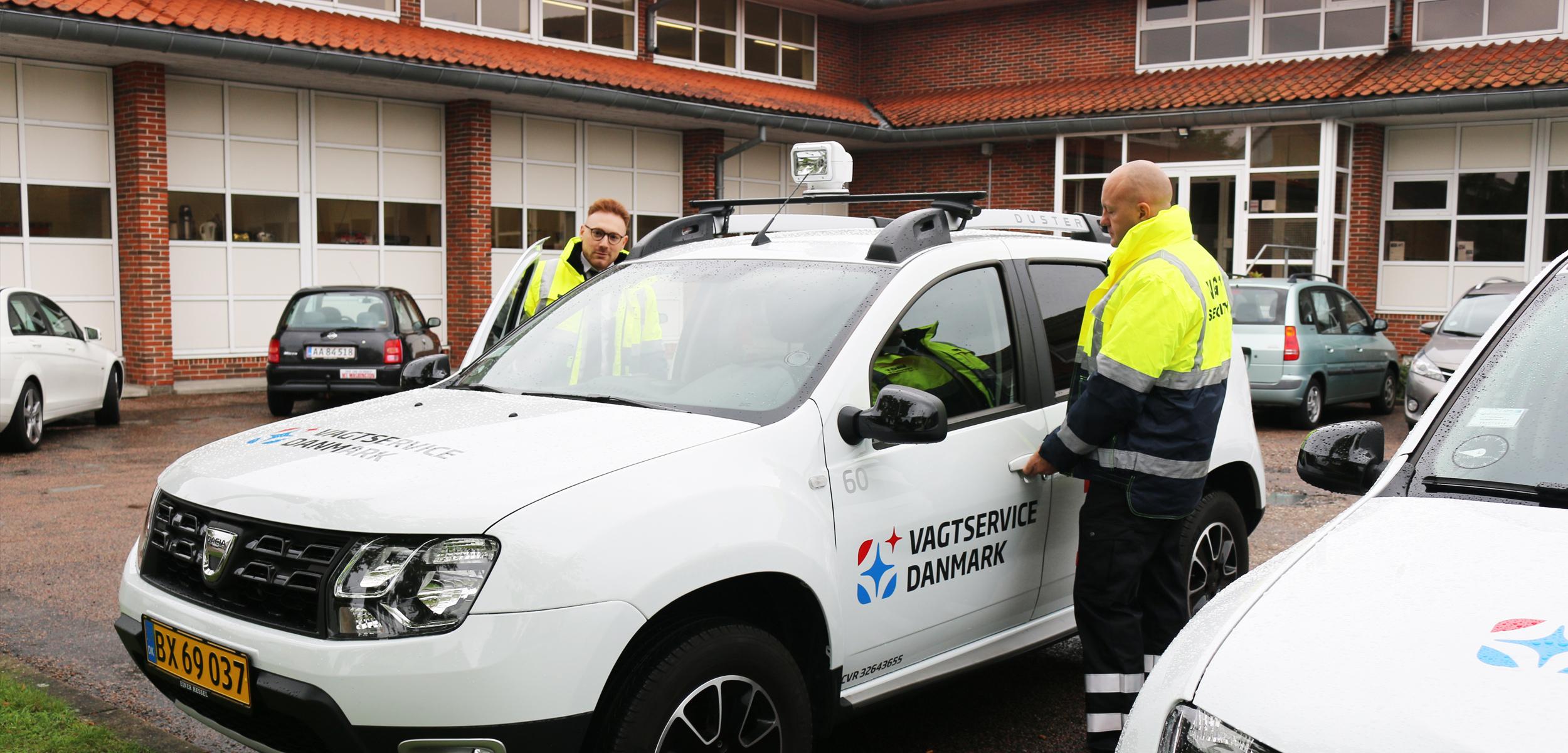 Vagtservice Danmark går ind i kampen for at redde hjerteliv