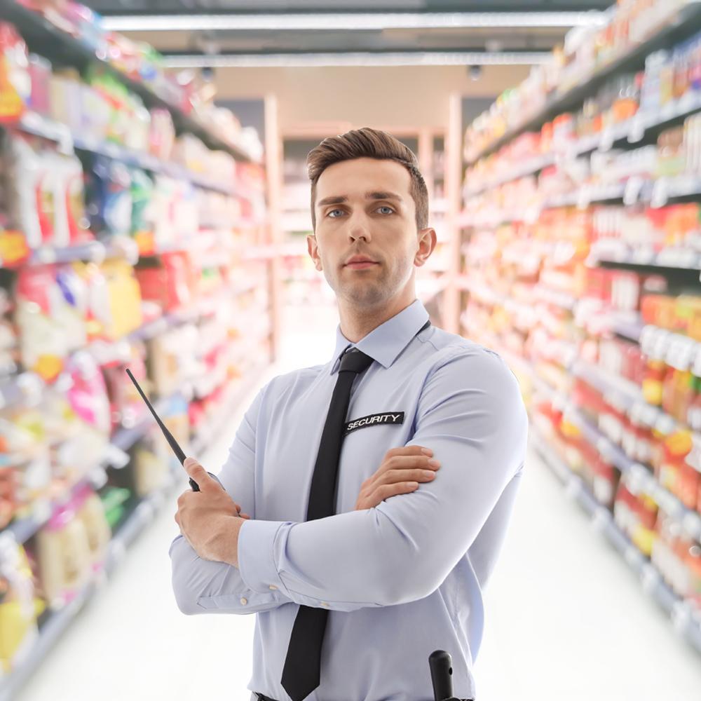 Butikskontrollant og butiksdetektiv