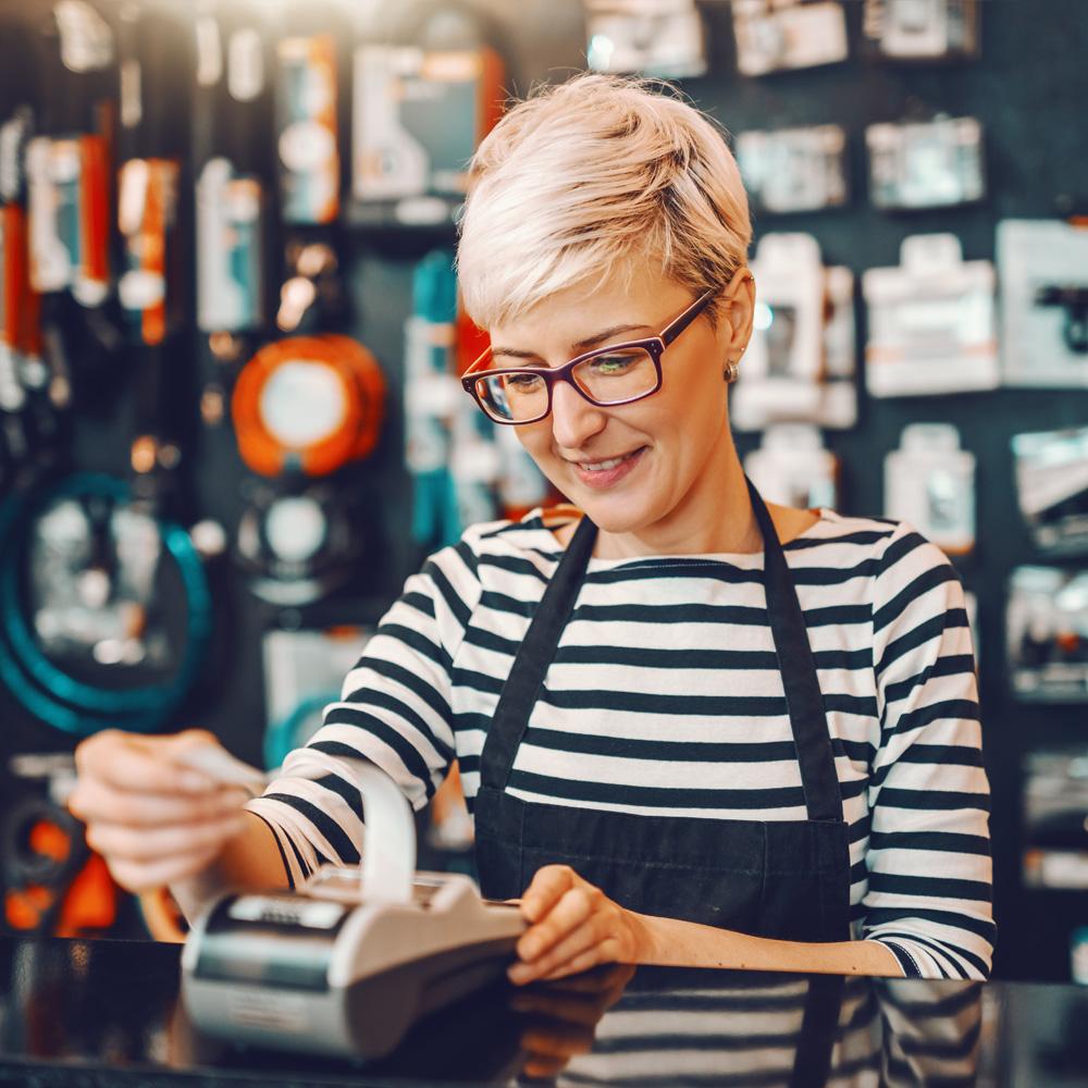 Sikkerhed mod tyveri i detailhandlen