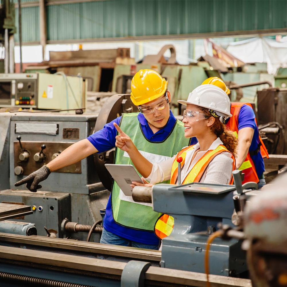 Industrivirksomheder – store som små