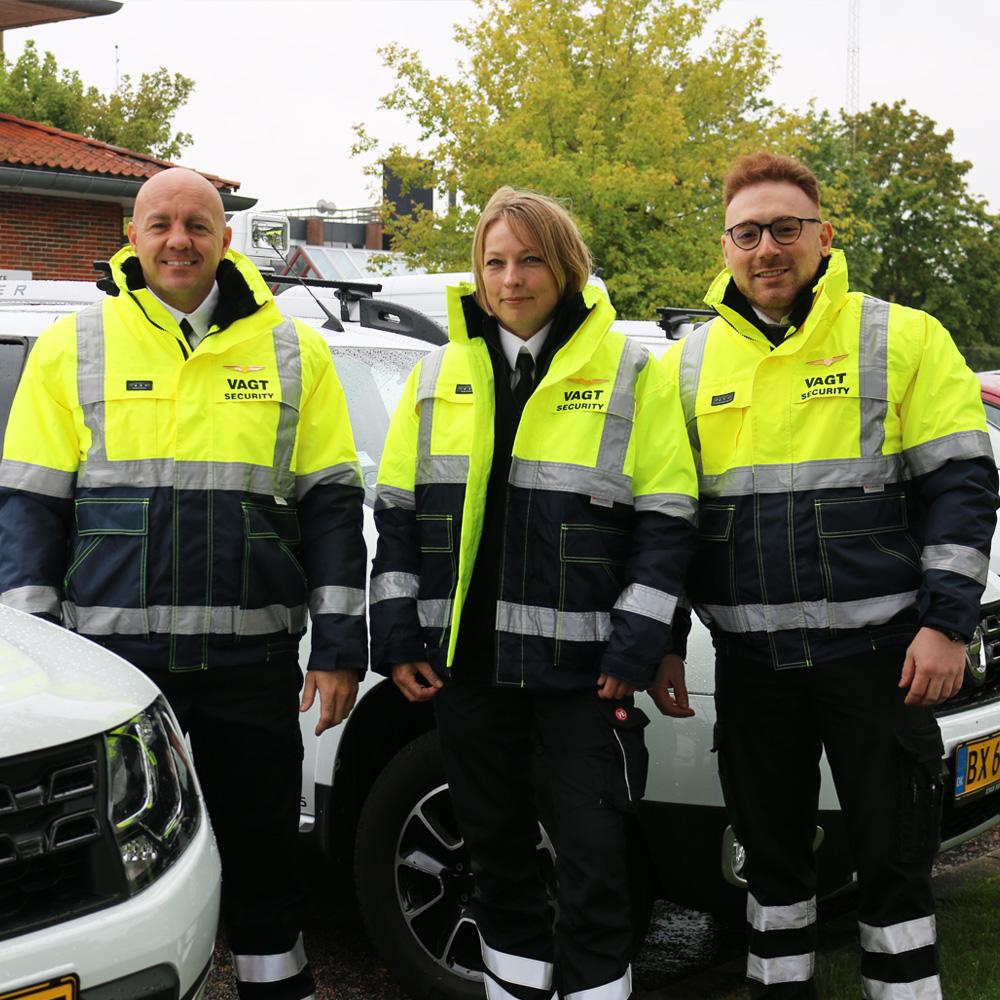 Job hos Vagtservice Danmark