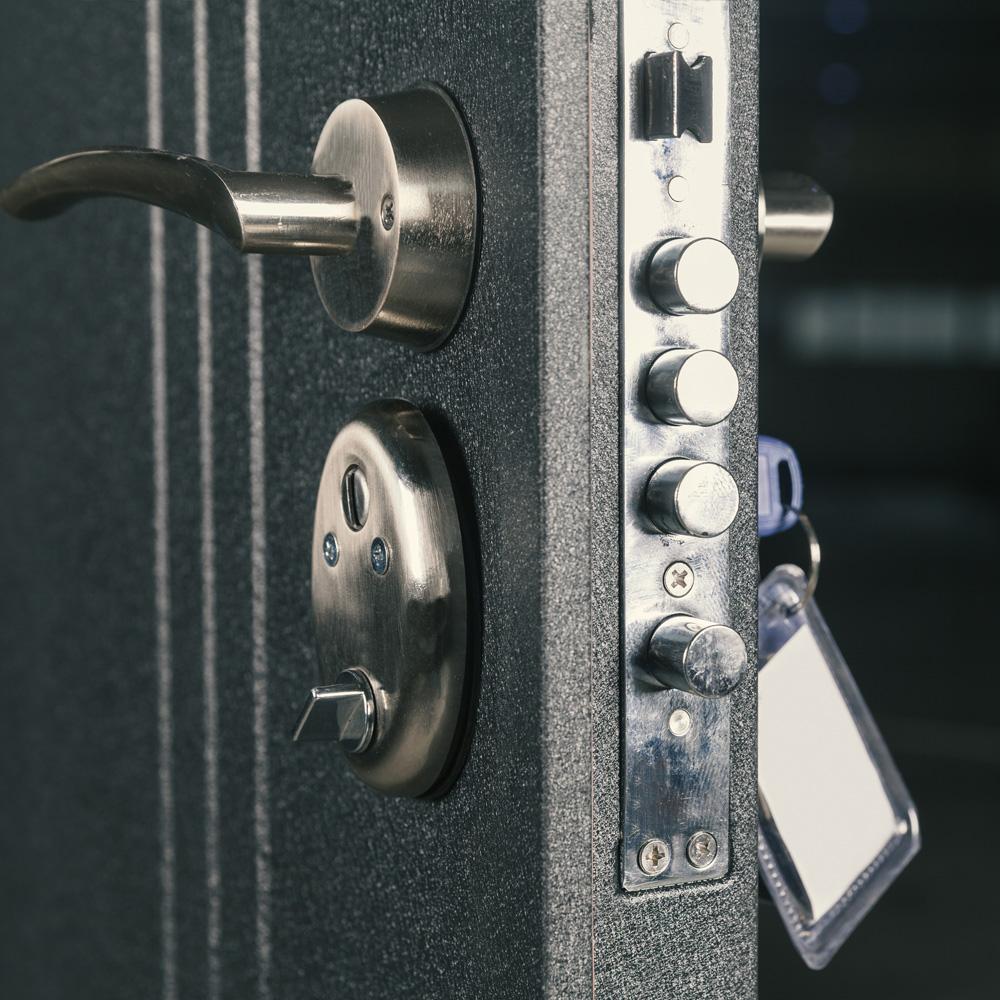 Sikkerhedsdøre med indbrudssikring