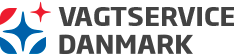 Vagtservice Danmark Logo